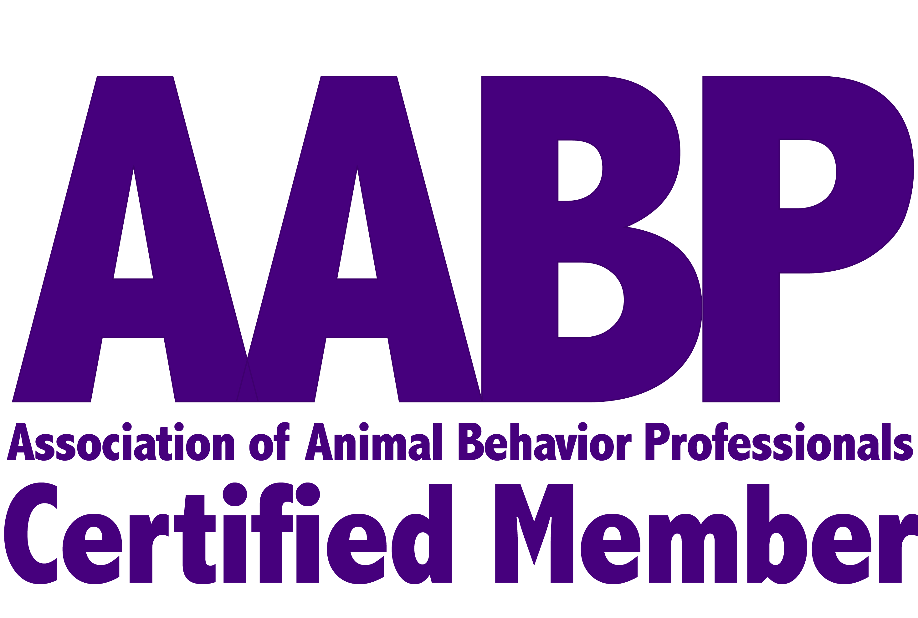 Certified Dog Trainer Association of Animal Behavior Professionals (AABP-CDT)
