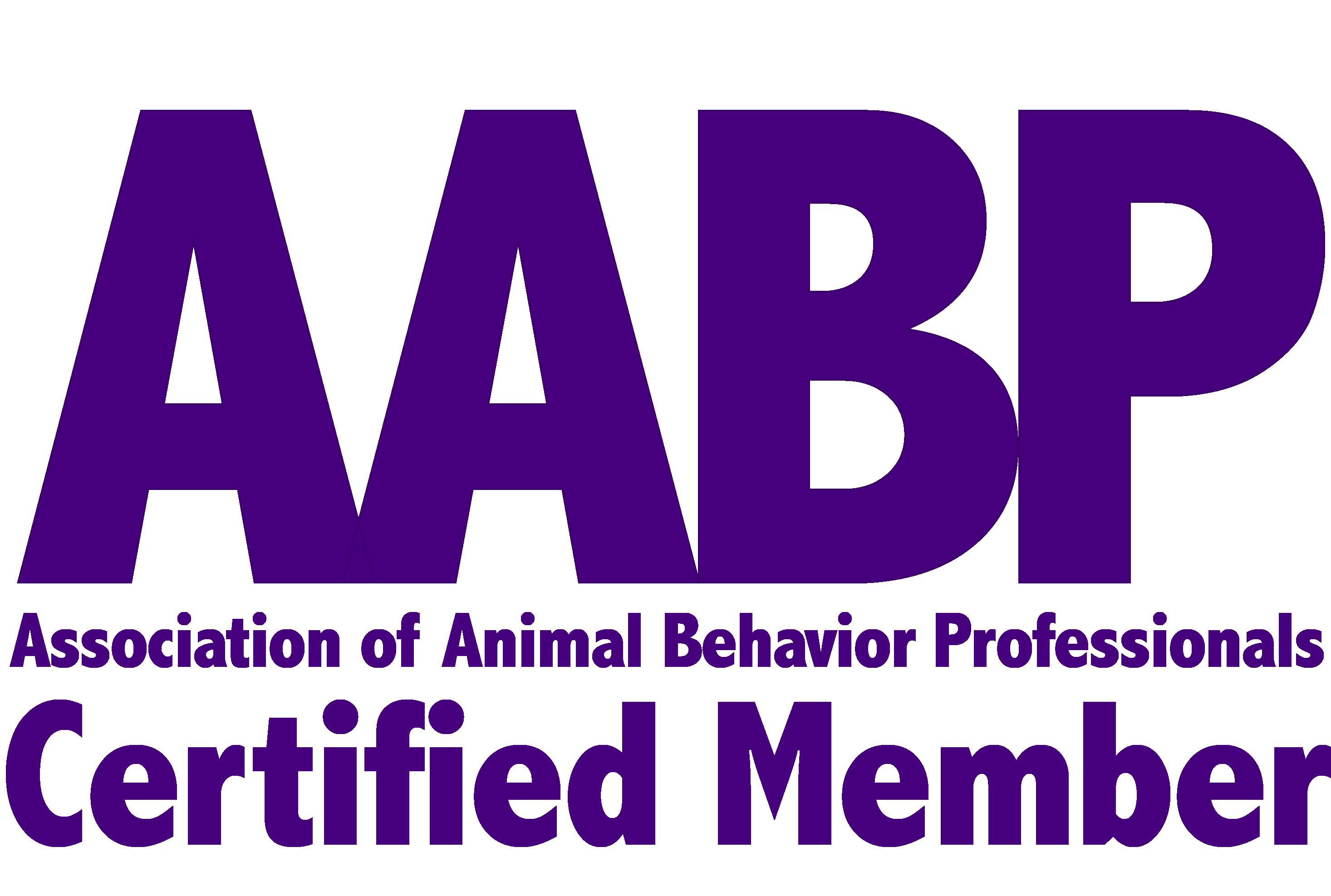 Certified Dog Trainer Association of Animal Behavior Professionals (AABP-CDT)