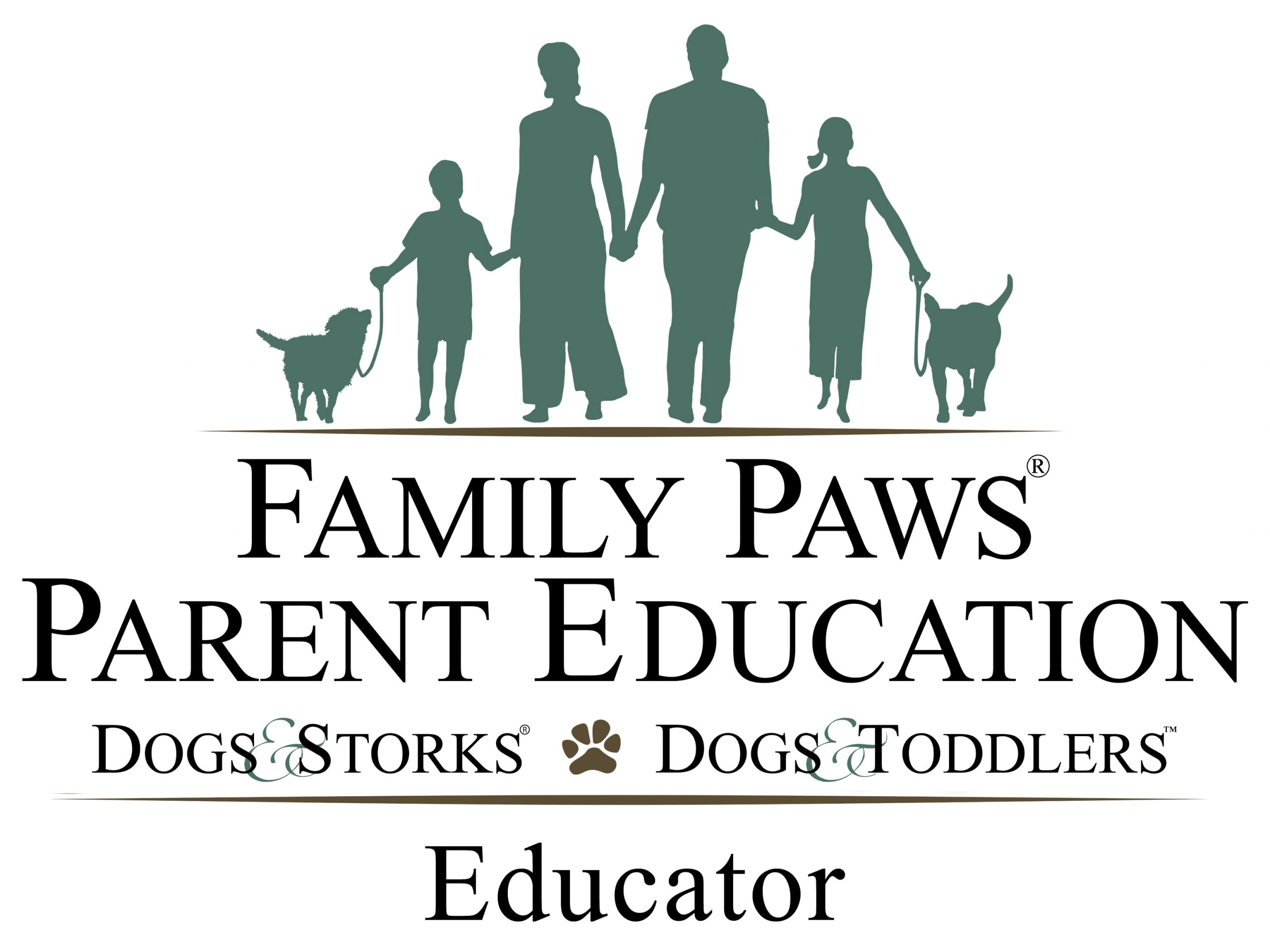 Licensed Presenter Dogs and Storks Licensed Presenter Dogs and Toddlers